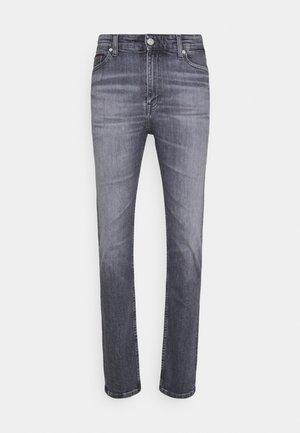 SIMON SKINNY - Slim fit jeans - denim black
