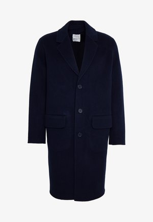 MANTEAU - Classic coat - marine