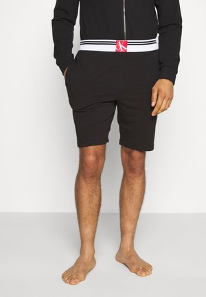 SLEEP SHORT - Pantaloni del pigiama - black