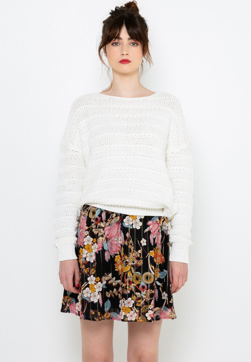 Camaïeu - Pullover - chalk