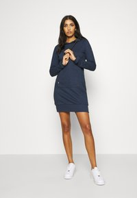 Ragwear - BESS - Jersey dress - navy - 1