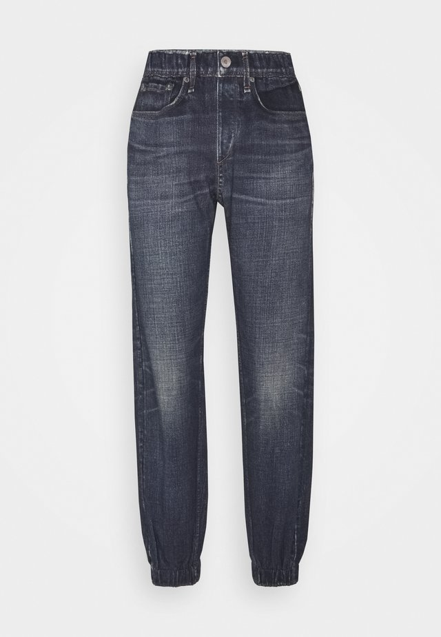 MIRAMAR JOGGER - Jeans baggy - blue denim