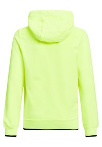 WE Fashion - JONGENS NEONKLEURIGE MET OPDRUK - Hoodie - bright yellow - 1