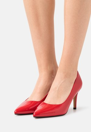 FANNY - Klassieke pumps - red