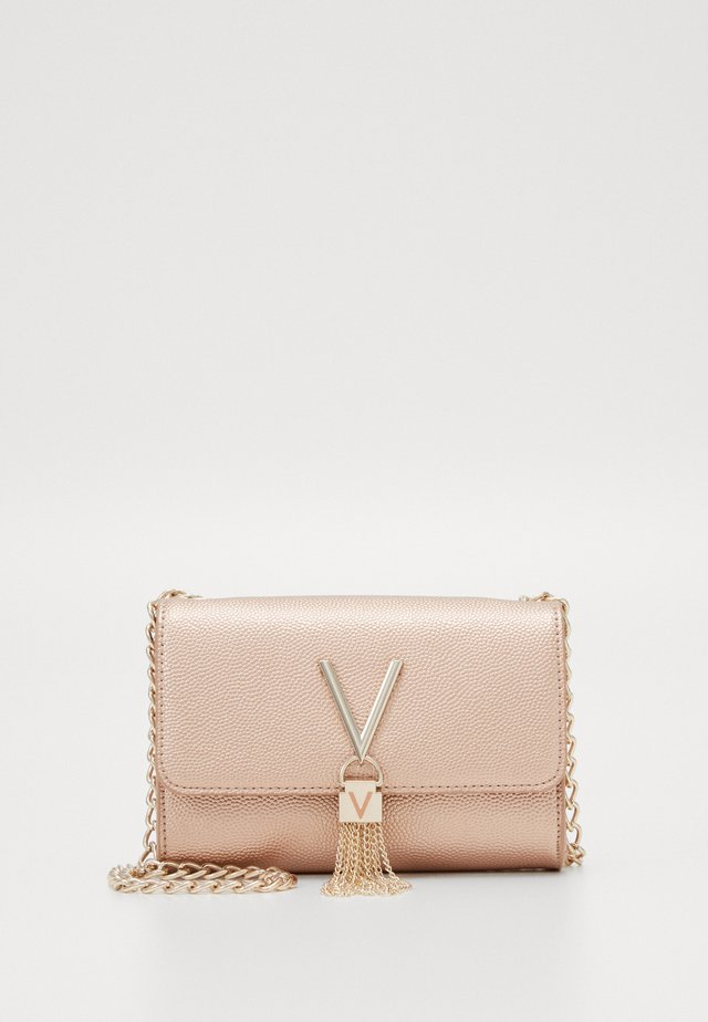 DIVINA  - Across body bag - oro rosa