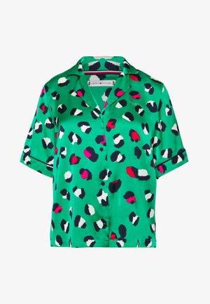 Pyjama top - emerald