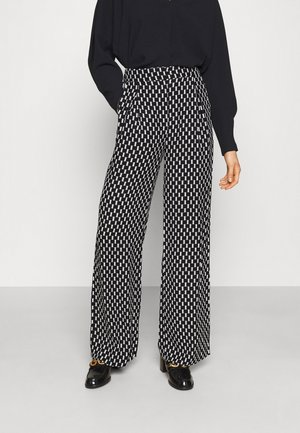 BRIANNA PANTS - Trousers - ivory