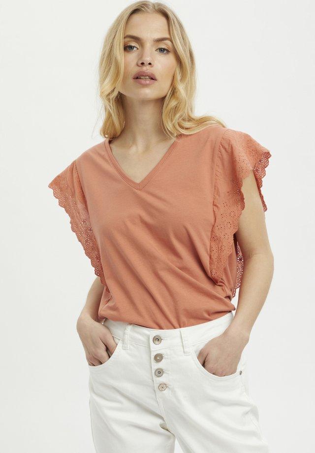 CRSANAL  - T-shirt imprimé - aragon