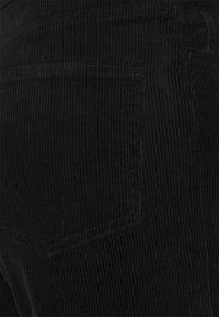 Weekday - ROWE TROUSER - Bukse - black - 2