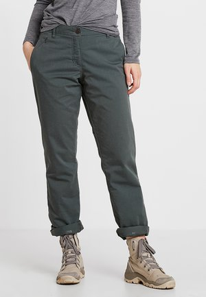 ARCTIC ROAD PANTS  - Outdoor trousers - greenish grey