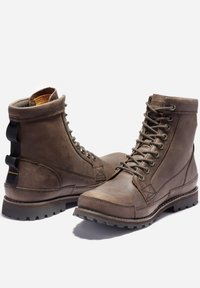 Timberland - ORIGINALS II 6 INCH - Lace-up boots - dk brown full grain - 2