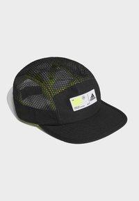 adidas Performance - Five-Panel TECH CAP TRAINING WORKOUT - Cappellino - black - 1