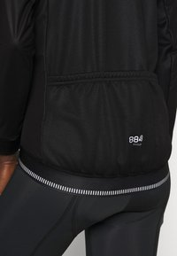 8848 Altitude - CHERIE JACKET LEOPARD - Training jacket - black - 3