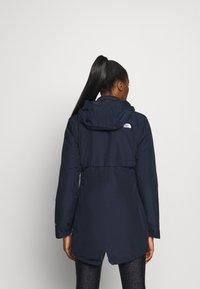The North Face - HIKESTELLER INSULATED - Zimní kabát - dark blue - 2