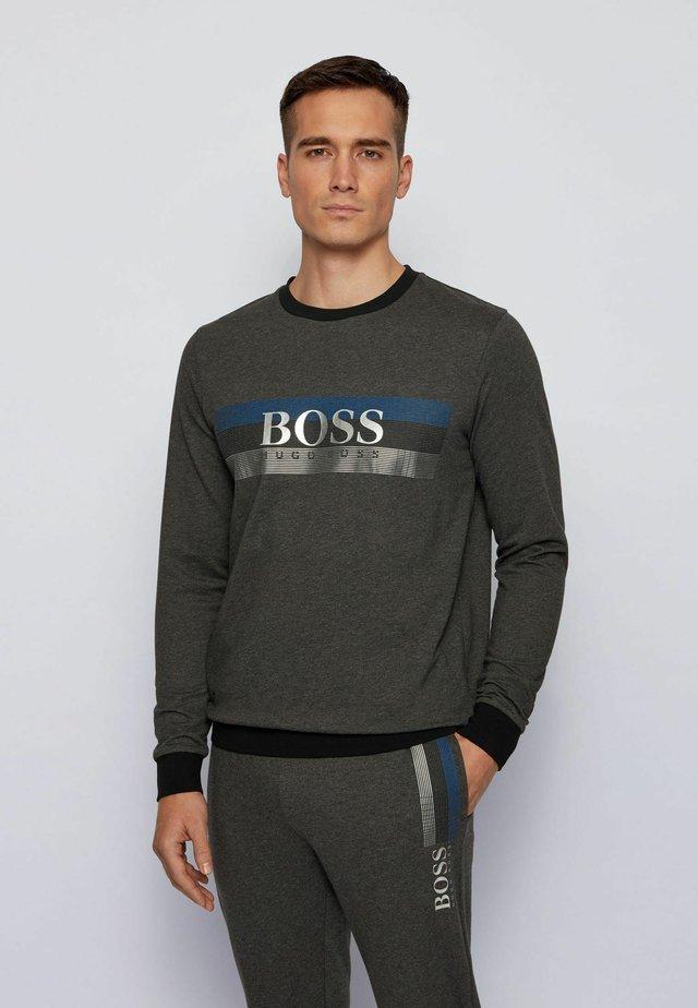 Nachtwäsche Shirt - dark grey