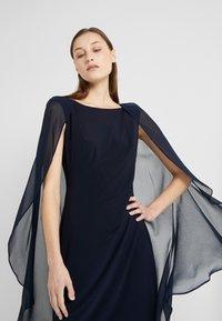 Lauren Ralph Lauren - CLASSIC DRESS COMBO - Cocktail dress / Party dress - lighthouse navy - 5