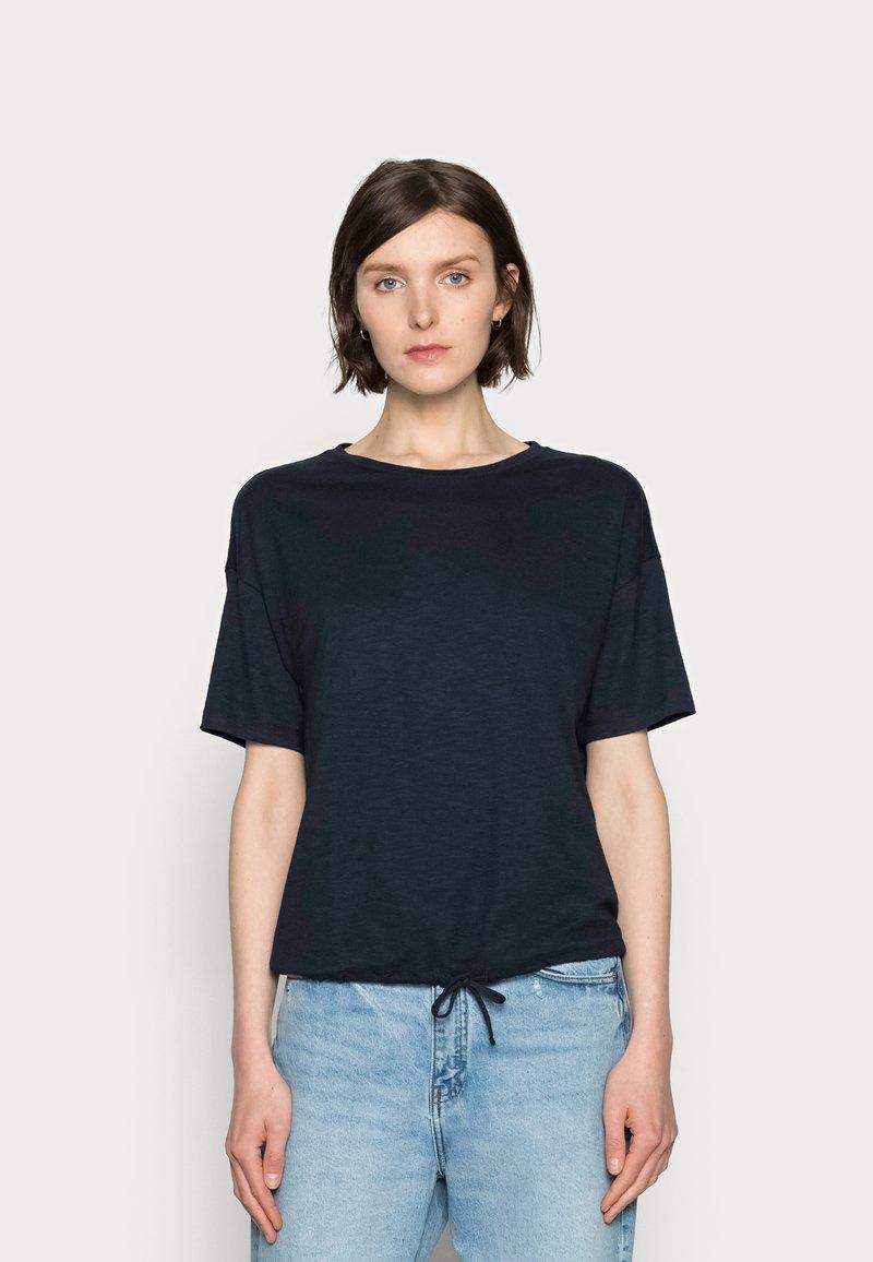 TOM TAILOR - Basic T-shirt - sky captain blue