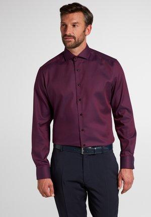 MODERN FIT - Zakelijk overhemd - bordeaux