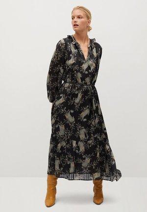BOHO - Day dress - černá