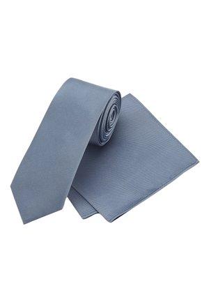 SET - Pocket square - blue