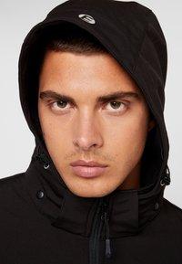 Icepeak - LEONIDAS - Soft shell jacket - black - 5