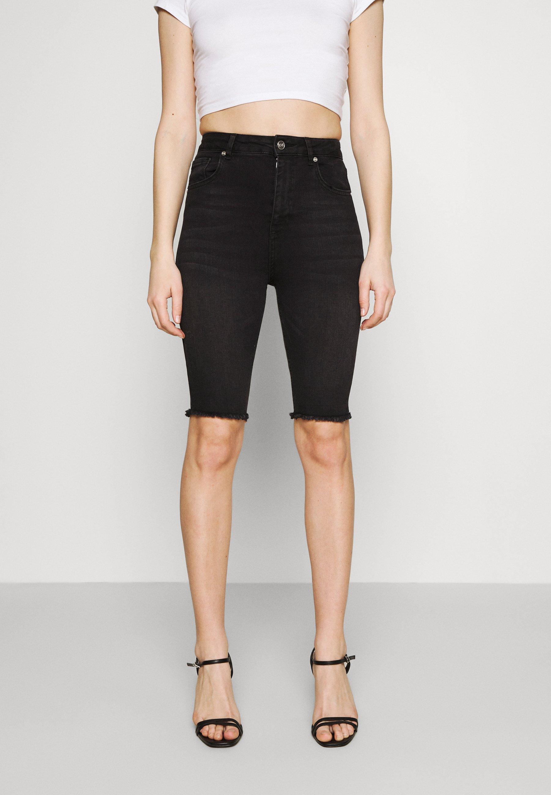 Women BERMUDA - Denim shorts