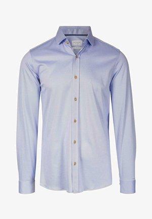 LEO SLIM FIT - Finskjorte - light blue