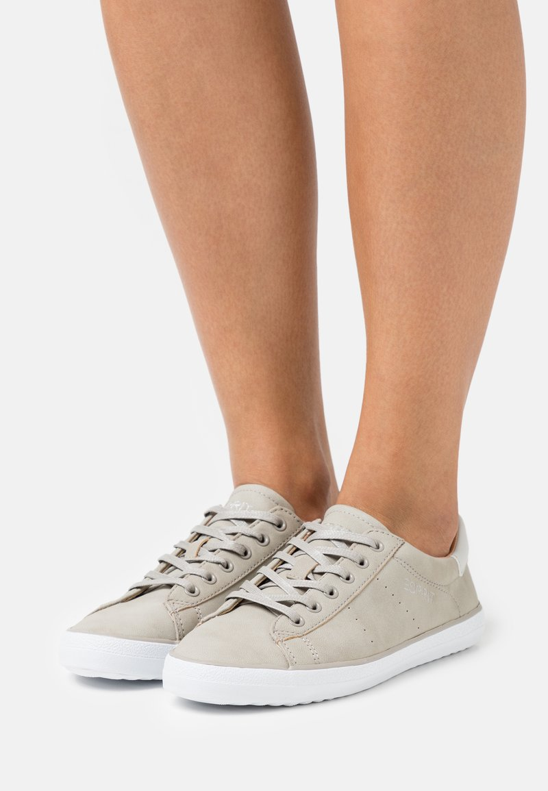 Esprit - MIANA - Sneakers laag - light grey