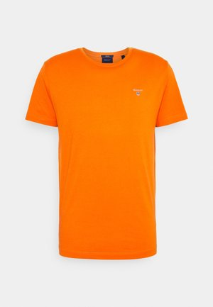 THE ORIGINAL - Basic T-shirt - russet orange