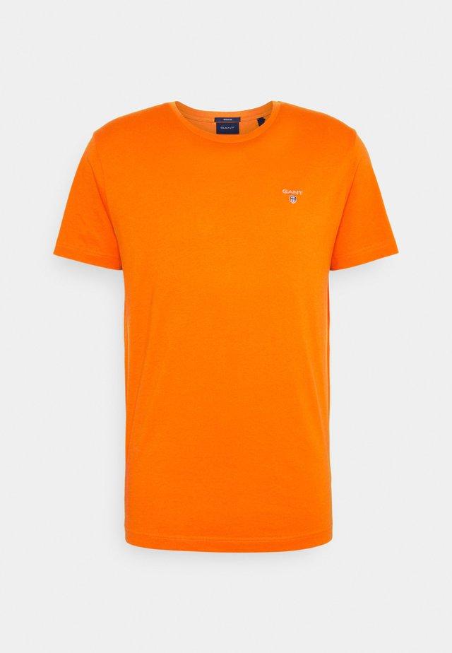 THE ORIGINAL - T-shirt basic - russet orange