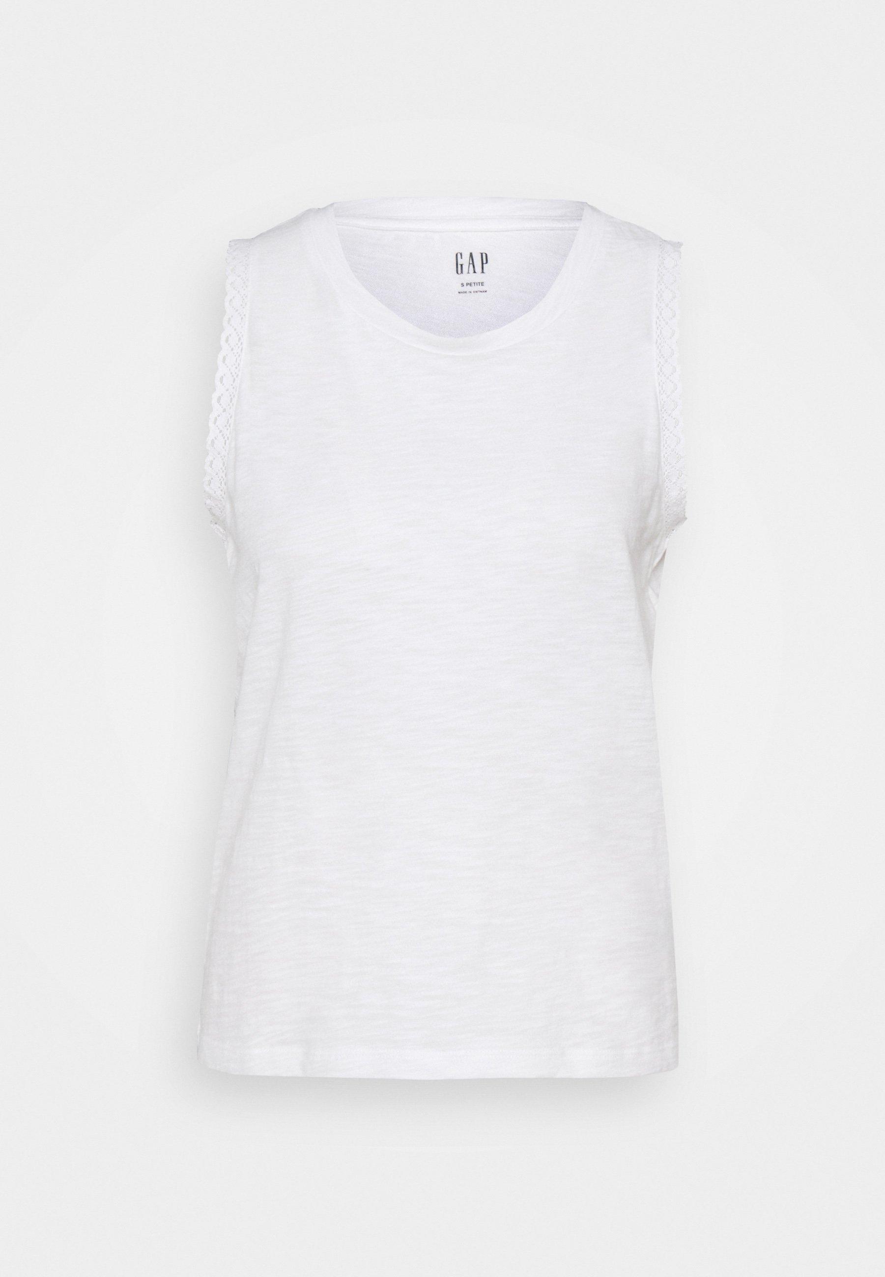 Women TRIM TANK - Basic T-shirt