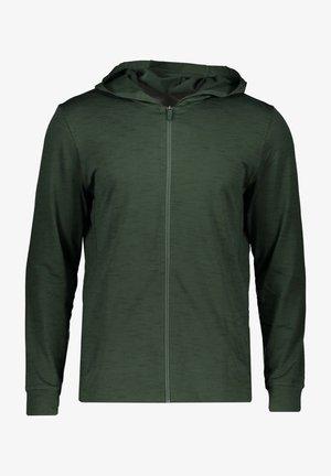 Training jacket - gruenschwarz