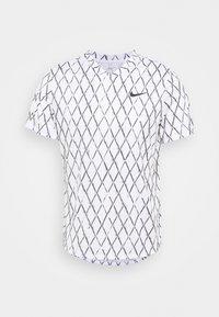 Nike Performance - Print T-shirt - white/black - 3