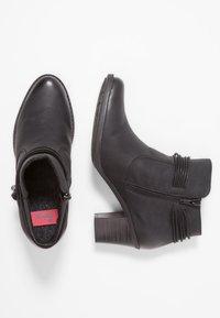 Rieker - Boots à talons - schwarz - 3