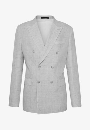 CURTIS - Suit jacket - light grey