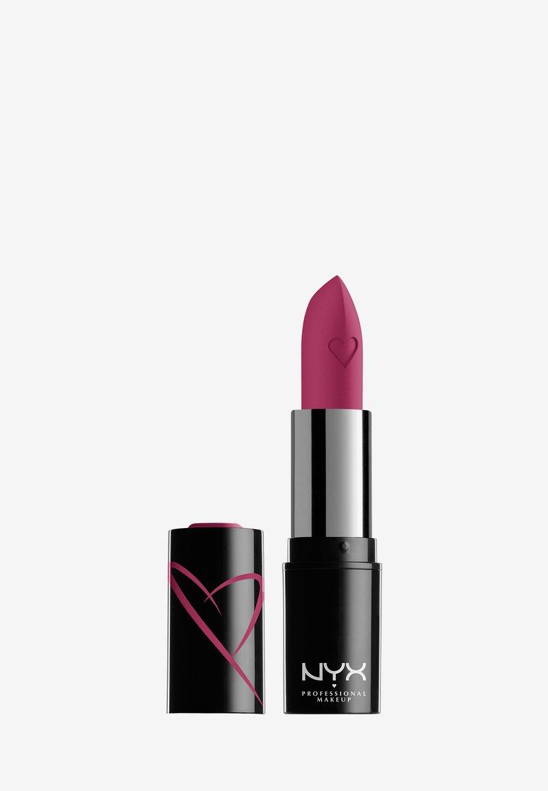Nyx Professional Makeup - SHOUT LOUD SATIN LIPSTICK - Lipstick - 21st