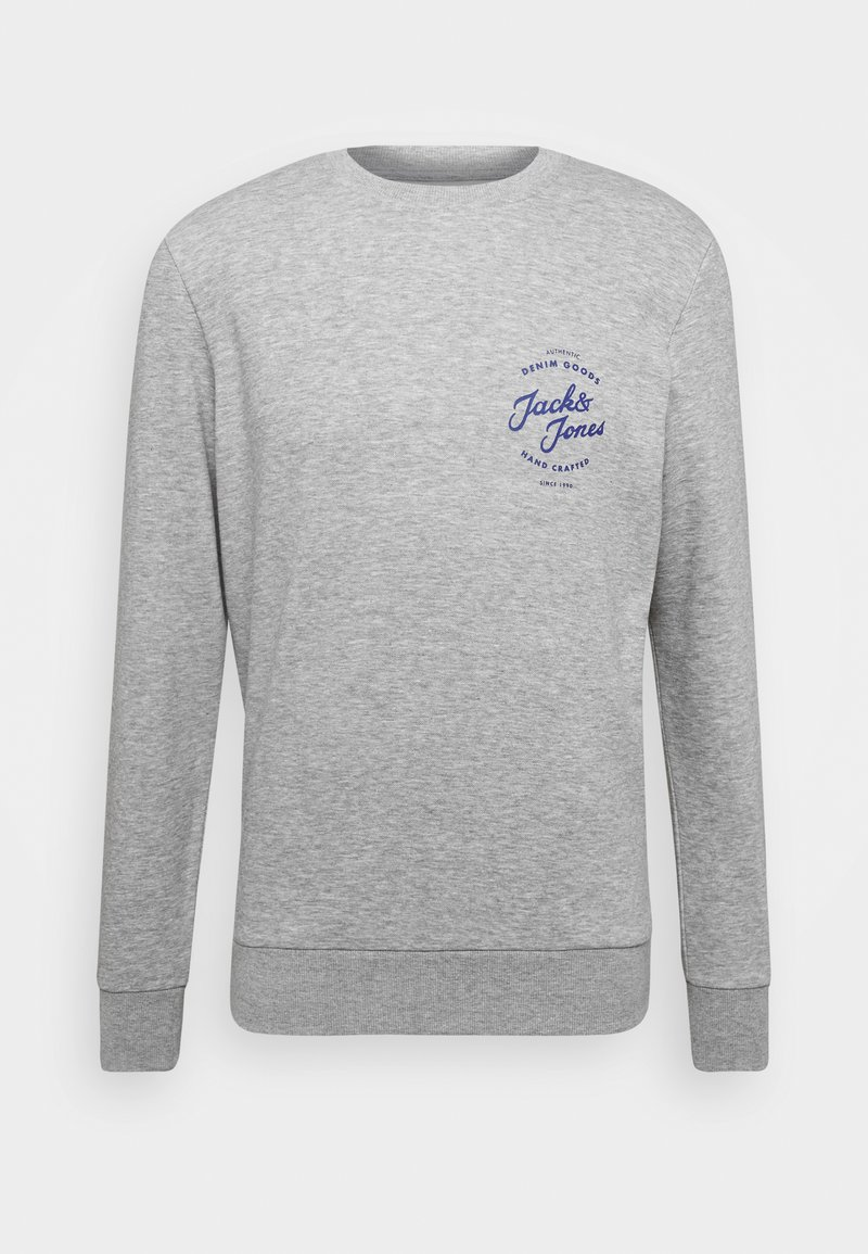 Jack & Jones JJHERO - Sweatshirt - port royale/bordeaux gIL3Yi