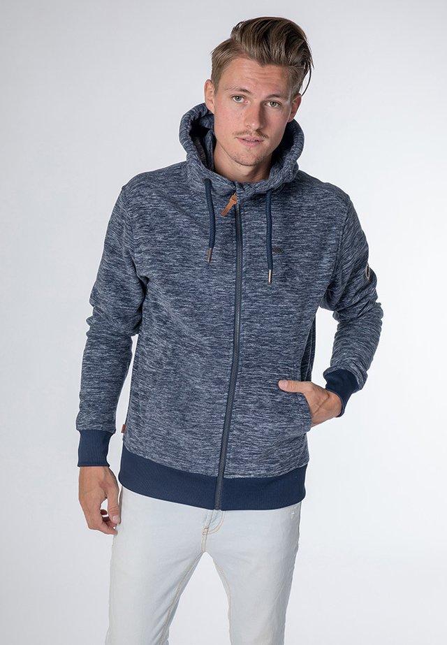 FREDDY - Fleece jacket - marine