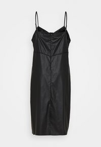 MM6 Maison Margiela - DRESS - Shift dress - black - 10
