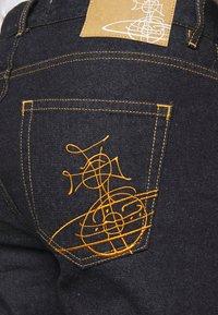 Vivienne Westwood - CLASSIC - Jean droit - indigo - 6