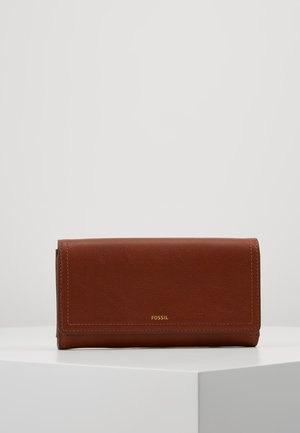LOGAN - Wallet - brown