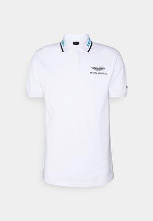 TIPPED - Poloshirt - white