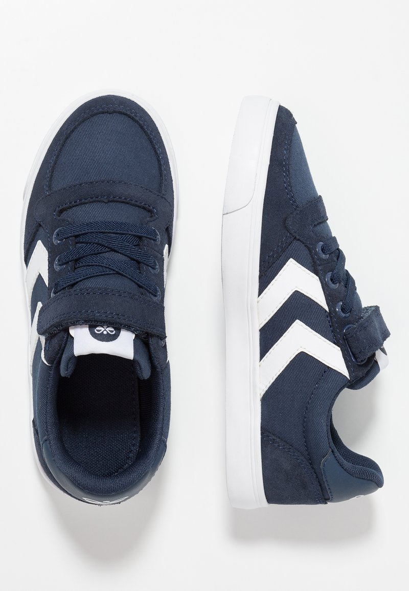 Hummel - SLIMMER STADIL - Trainers - dress blue