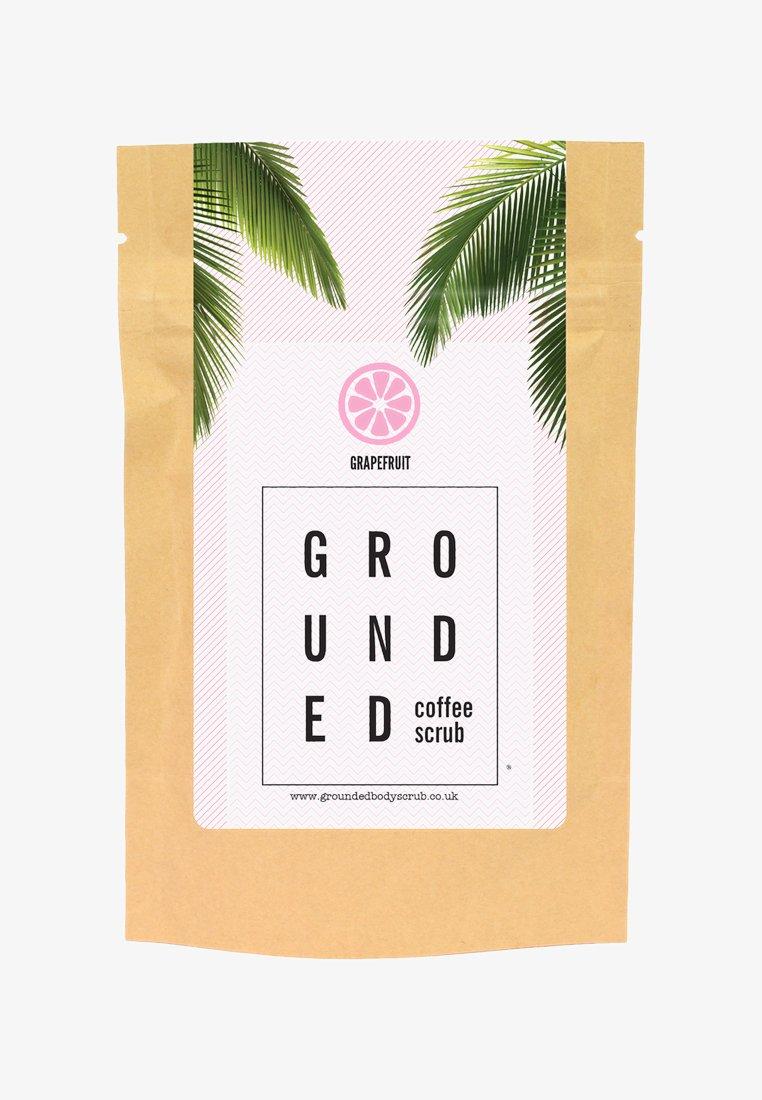 Grounded - BODY SCRUB 200G - Body scrub - grapefruit