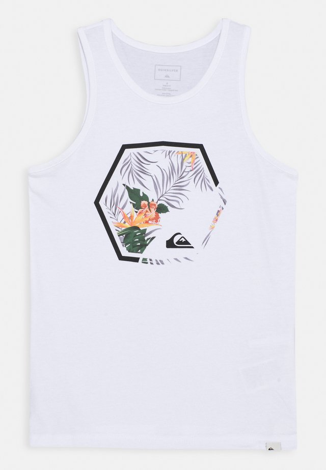 FADING OUT TANK - Top - white