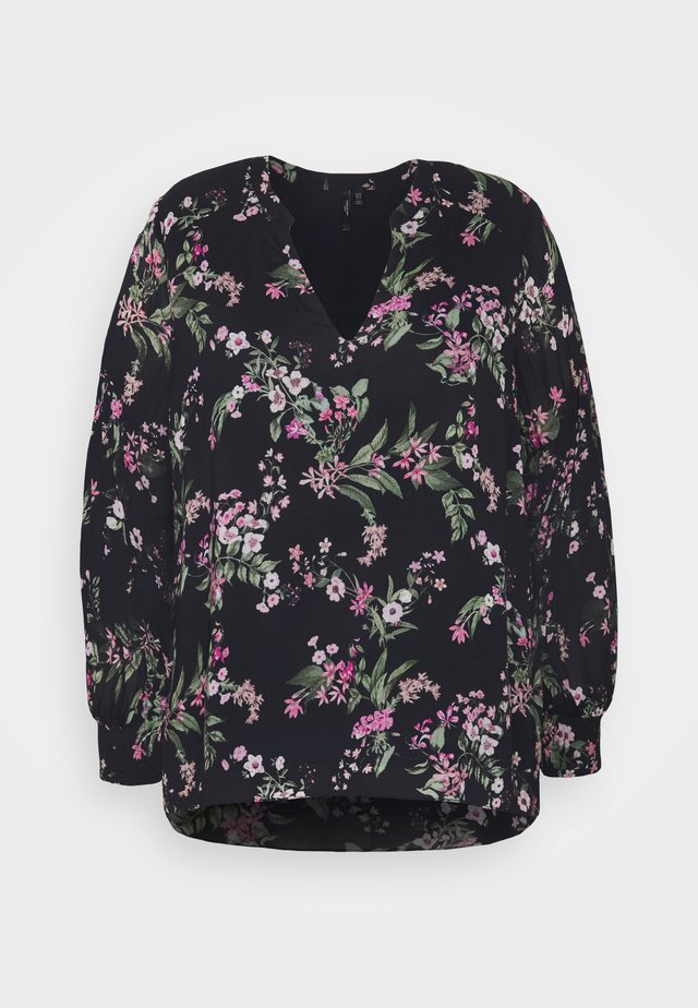 Long sleeved top - midnight