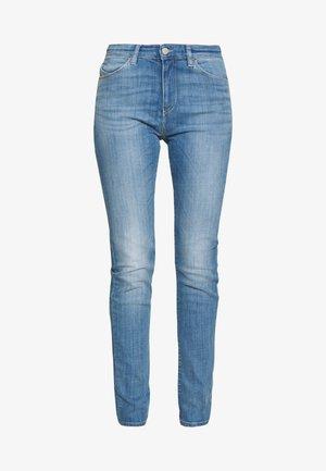 POCKETS PANT - Skinny džíny - blue denim