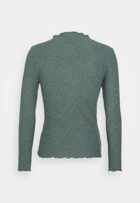 ONLY - ONLEMMA HIGH NECK - Long sleeved top - balsam green - 1