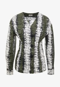 By Malene Birger - MADDENY - Bluse - olive night - 4