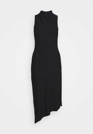 RISING DRESS - Robe fourreau - black